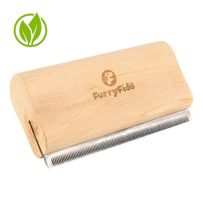 furry fido dog brush