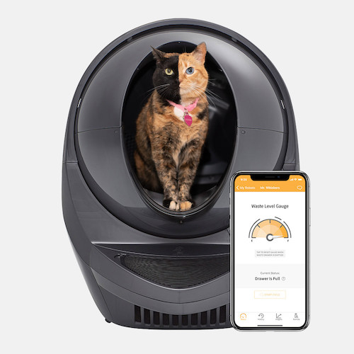 litter box 3 robot
