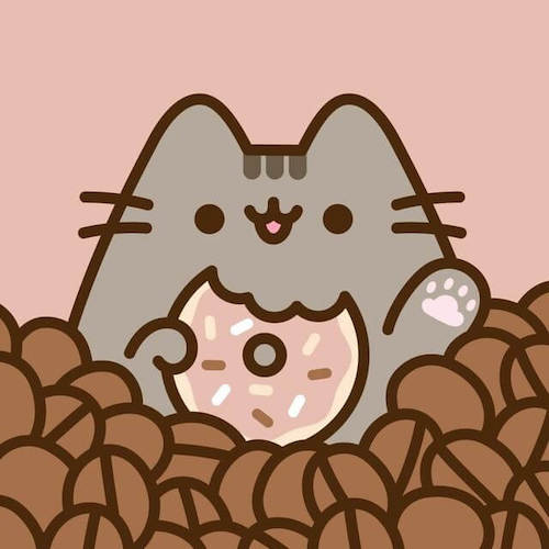 pusheen famous cat