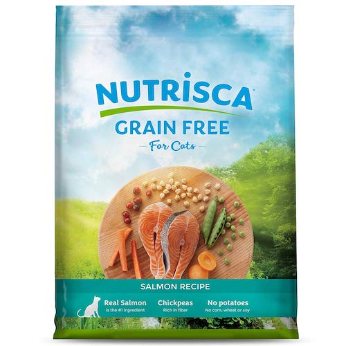 nutrisca cat food bag
