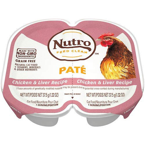 nutro wet cat food