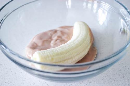 banana and turkey puree