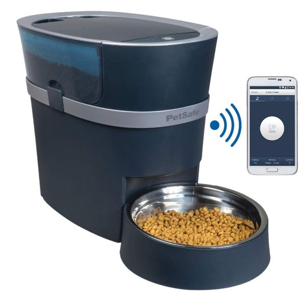 smart automatic cat feeder