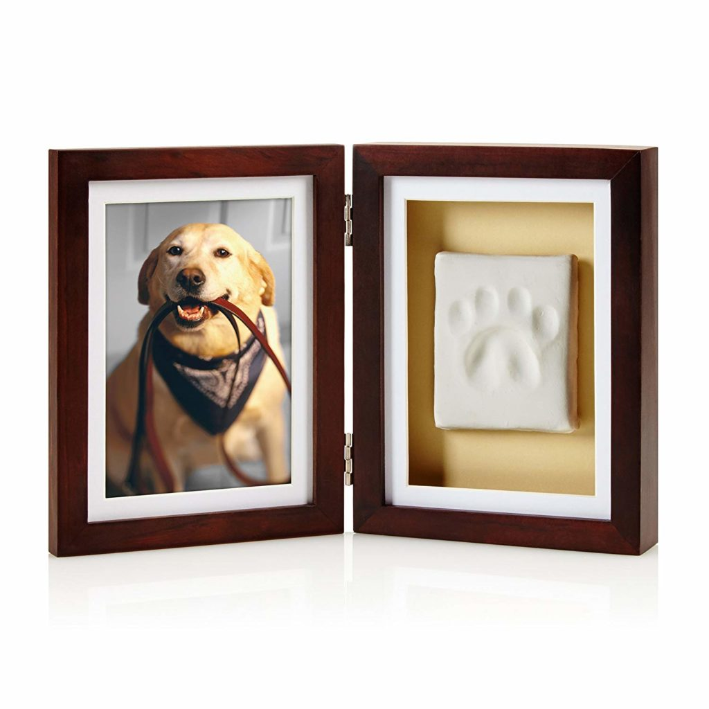 Pearhead Pet Picture Frame and Paw Print Kit